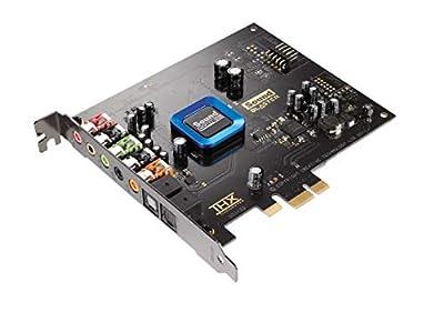 Creative Sound Blaster Recon3D THX PCIE Sound Card SB1350 (Renewed)