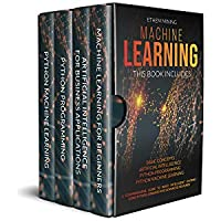 Machine Learning 4-Book Set Kindle eBook by Ethem Mining for Free