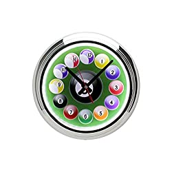 Billiard LED Wall Clock