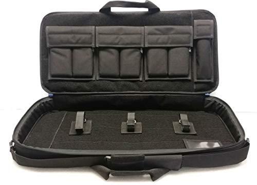 WRB Short Barrel Barrel Rifle Case X95 Tavor, Kel-Tec RDB (Black, Kel-Tec RDB)