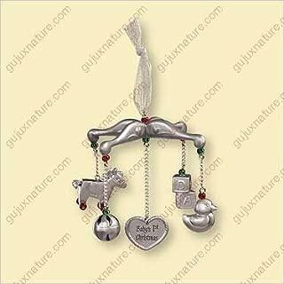 BABY'S 1ST CHRISTMAS CHRISTMAS - MOBILE 2006 Hallmark Ornament QXG2836