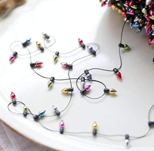 Hot koop Eva pop kleding kant decoratie figuur kleine lampjes in de scène kleine gloeilampen D1003, Groen