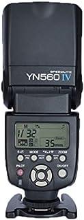 Yongnuo YN-560IV(560III upgrade version,a Combination of YN-560 III and YN560-TX all functions) 2.4G Wireless Flash Speedl...