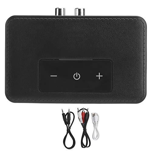 Adaptador Bluetooth NFC Adaptador Bluetooth con decodificador de Alta transmisión Receptor de Chip Transmisor AUX 3,5 mm para Auriculares Reproductor de Audio para automóvil