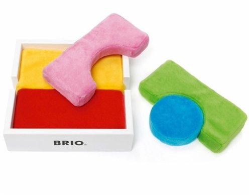 Brio - 30466 - Jeu éducatif premier âge - Mon tout premier puzzle soft