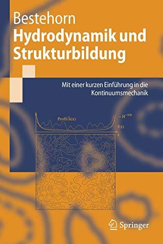 Hydrodynamik Und Strukturbildung: Mit Einer Kurzen Einführung in Die Kontinuumsmechanik
