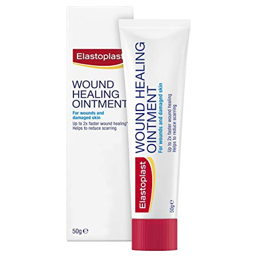 Elastoplast Wound Healing Ointment, 50g, 1 Count