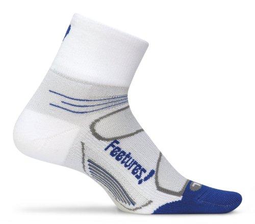 Feetures! Elite Light Cushion Quarter Sock