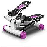 SNOWWOLF Schritt Trainer, Home Mini Up-Down-Stepper, Aerobic-Übung, Seitwärts-Stepper, Dünne...