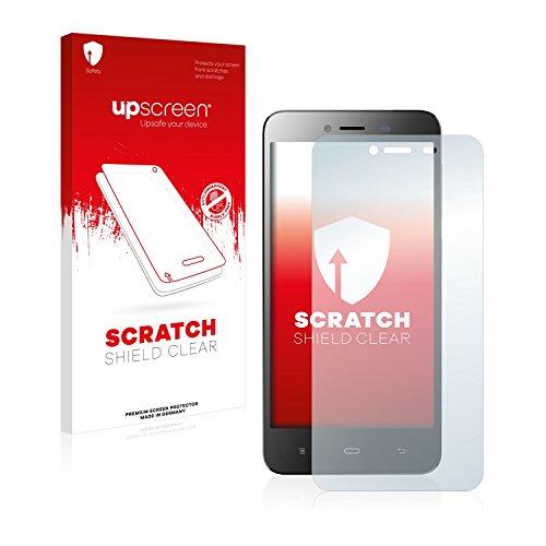 upscreen Schutzfolie kompatibel mit Phicomm Energy L (E653) – Kristallklar, Kratzschutz, Anti-Fingerprint