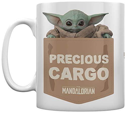 Star Wars: The Mandalorian MG25845 - Taza de cerámica (315 ml)