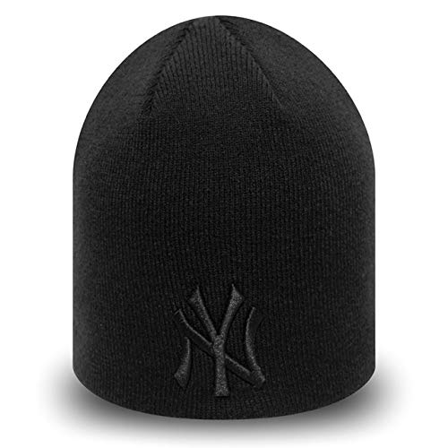 New Era Strick Wintermütze Skull Beanie - New York Yankees