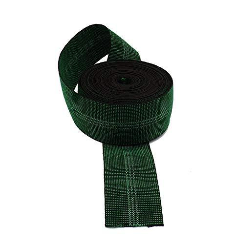 Cincha de tapicería elástica de 60 mm, correas de calidad para asientos de sofás, 6 metros