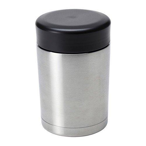 Ikea Efterfragad Isolierbehälter für Speisen, Edelstahl 0,5 l