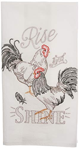 Top 10 Best Selling List for free hand embroidery rooster designs for kitchen towels
