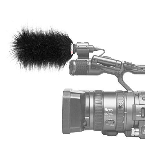 Gutmann Mikrofon Windschutz für SHENGGU SG-108   Made in Germany