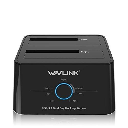 soporte disco ssd fabricante Wavlink