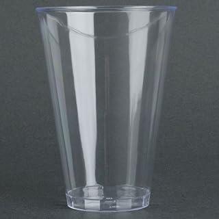 Fineline Settings Savviserve Clear 14 oz  Hard Plastic Tumbler, 500 Pieces