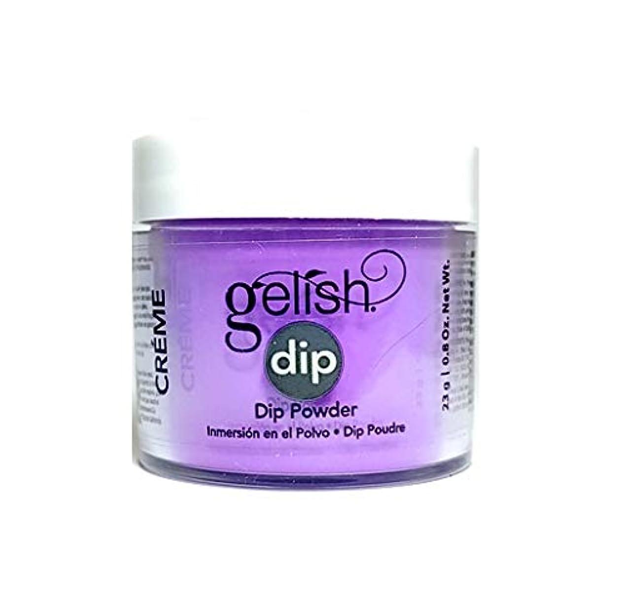 ばかげているチャールズキージング種をまくHarmony Gelish - Dip Powder - You Glare, I Glow - 23g / 0.8oz