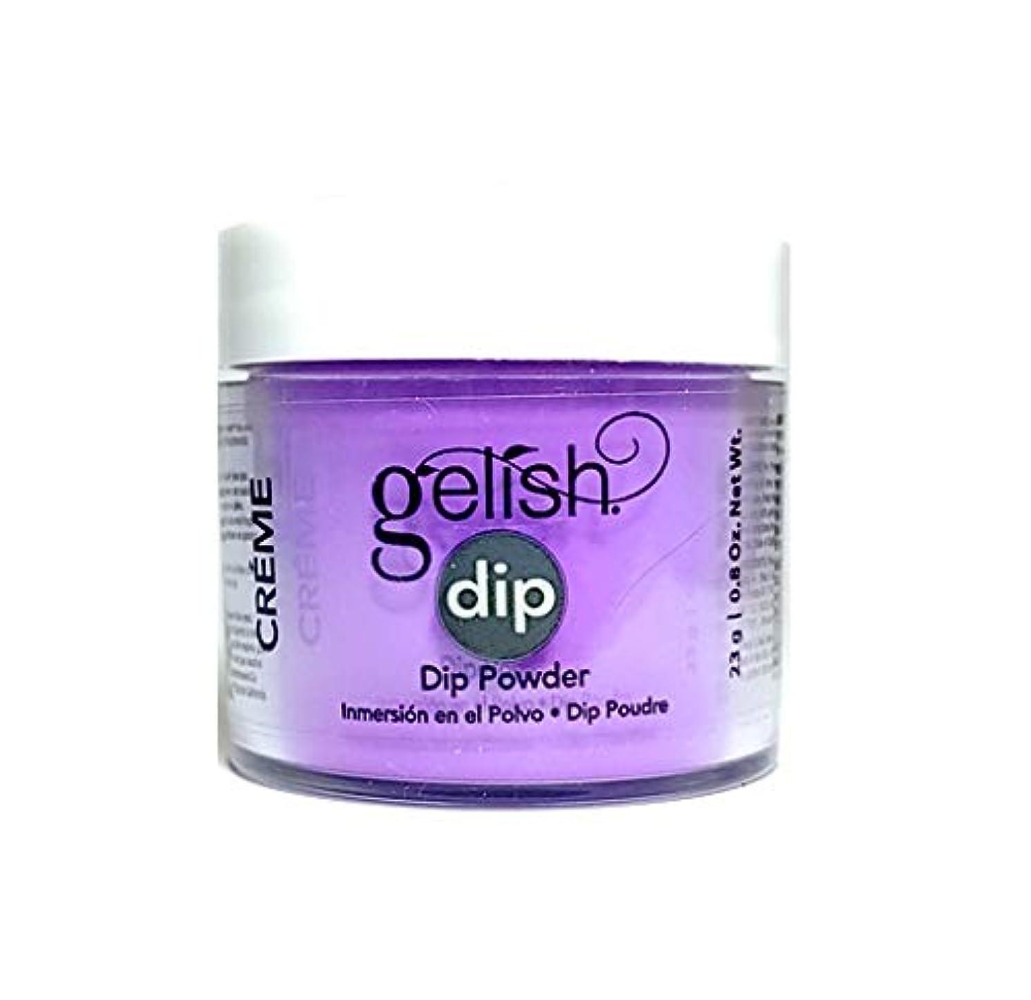 クロスダウンタウンキャンディーHarmony Gelish - Dip Powder - You Glare, I Glow - 23g / 0.8oz