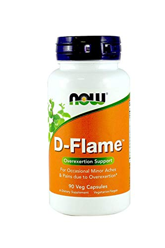 Now Foods D-FLAME TM, 90 Vcaps (Pack of 4)