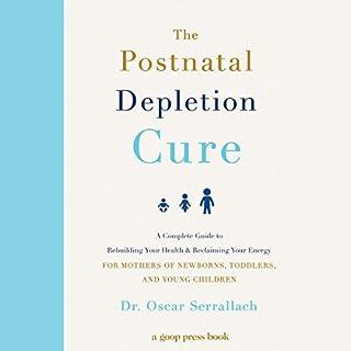 Page de couverture de The Postnatal Depletion Cure