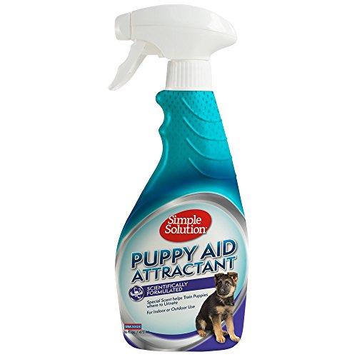 Simple Solution Puppy Aid Training Spray, 16 oz