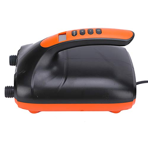 VGEBY HT-782 Bomba Inflable eléctrica de Alta presión para Coche de Doble propósito para Tabla de Surf Inflable Stand Up Paddle Board