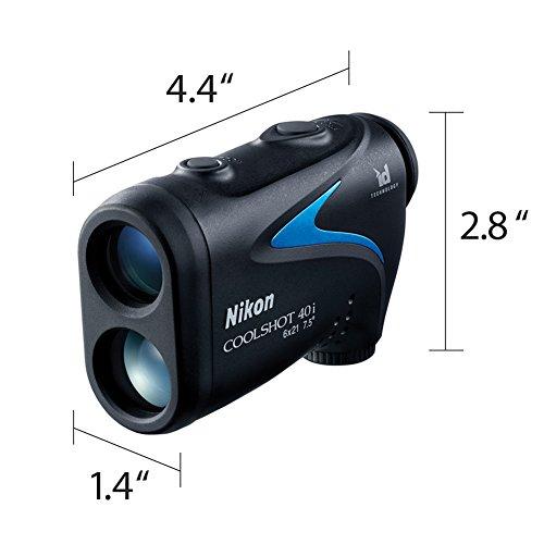 Product Image 5: Nikon COOLSHOT 40i Golf Laser Rangefinder