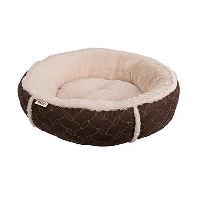 Snug Comfort Dog Donut Bed