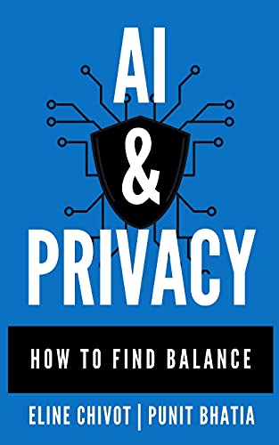 AI & Privacy: How To Find Balance Front Cover
