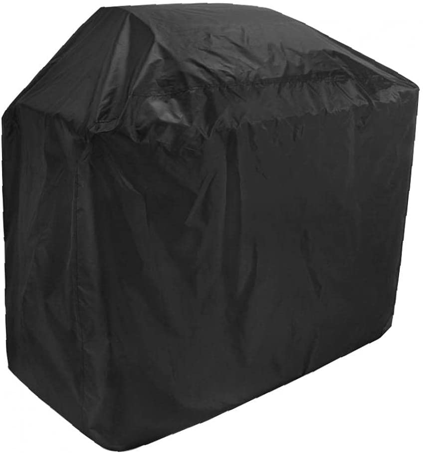 Barbecue Cover Heavy El Paso Mall Duty BBQ 210D Fabric Wat Grill Oxford Outlet sale feature