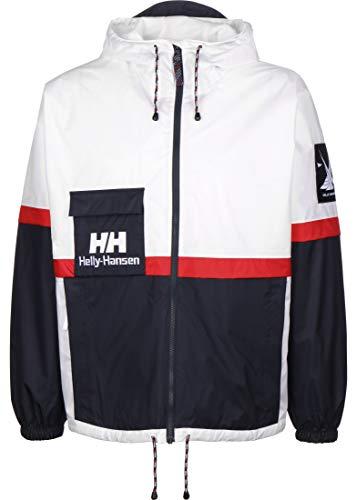 Helly Hansen Yu20 Regenjacke, weiß, M