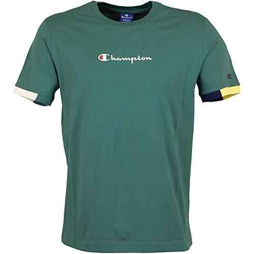 Champion wekker T-shirt voor heren, blauw