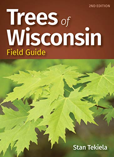 Trees of Wisconsin Field Guide (Tree Identification Guides) (English Edition)