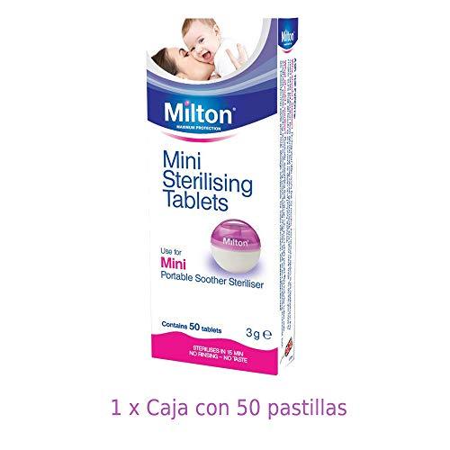 Mini Tabletas Esterilizadoras