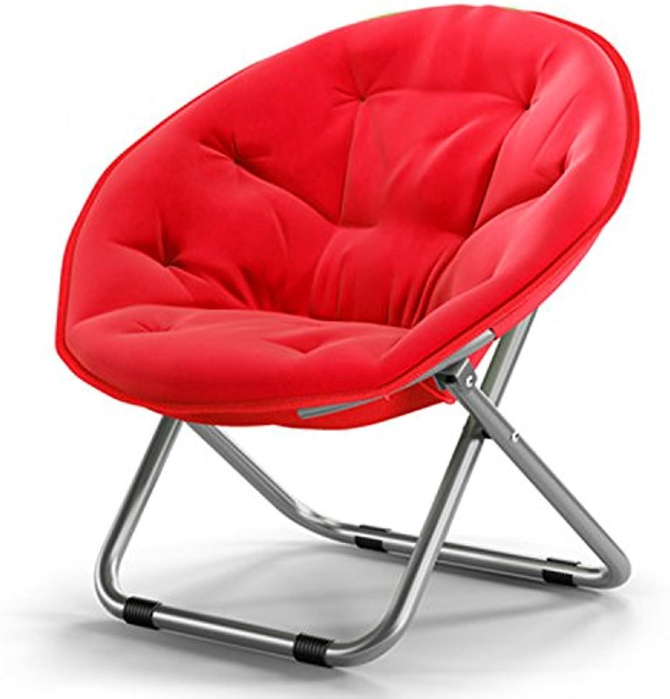 BO Wen Home- Adult Moon Chair Lounger Chair Reclining Chair Folding Chair Sofa Chair