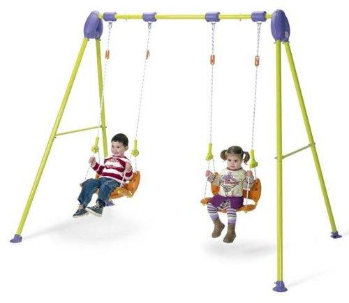 INJUSA - Columpio con Dos sillas (2062)