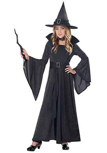 Girls Moonlight Shimmer Witch Costume size Large 10-12