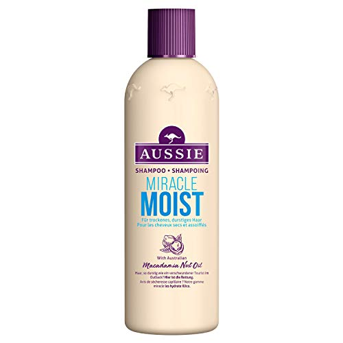 Bester der welt Aussie Miracle Anti-Thirst Moisturizing Shampoo, 300 ml