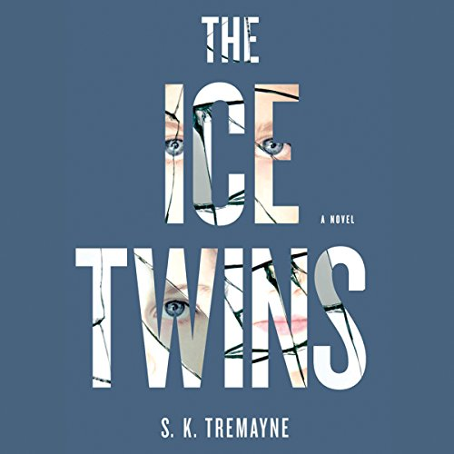 The Ice Twins audiobook cover art