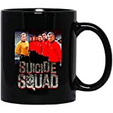 Nost-algia Store Star Movie #Trek Suicide Squad James #TKirk Spock #Leonard Funny Meme Costume MovieCoffee Mug Gift for Women and Men Tea Cups