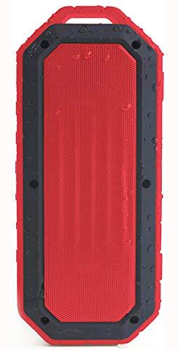 iJoy Beach Bomb IP66 Waterproof Shockproof Portable Bluetooth Speaker - Mint (MNT)