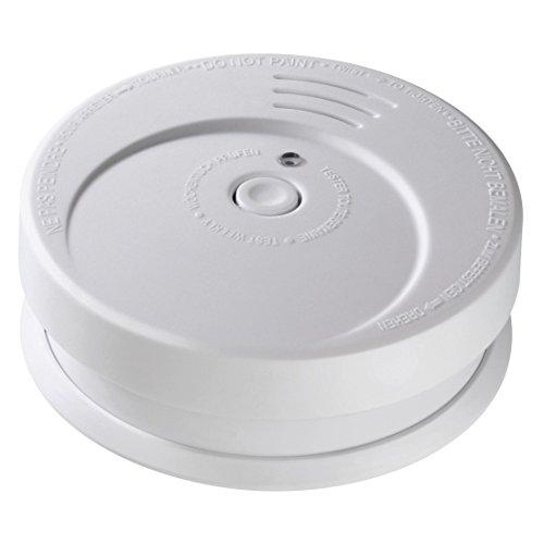 Hama Rauchmelder Feuermelder GS 506G (85 dB Alarm, optischer Sensor, Testtaste, Kontroll-LED, inkl....
