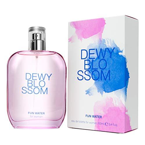 Fun Water Dewy Blossom - Fragancia para mujer (100 ml)