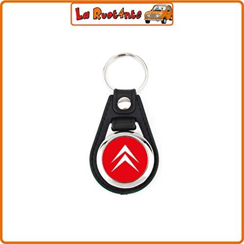 La Ruotre 1 Schlüsselanhänger Auto Citroen C1 C2 C3 C4 C5 C6 Saxo BERLINGO Jumpy Picasso Cactus DS