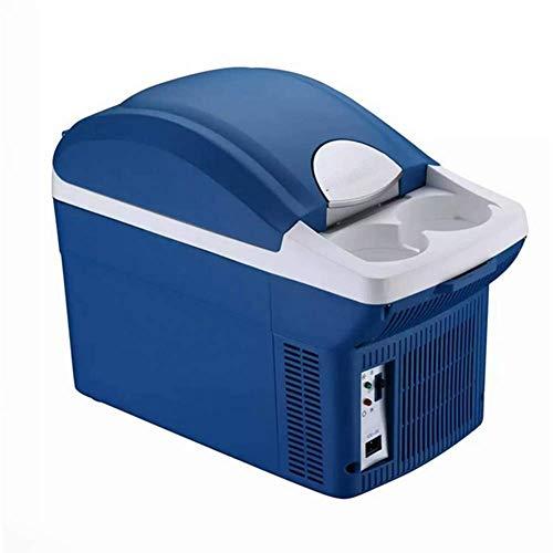BIYLL Refrigerador del Coche, Coche Y Hogar Están Disponibles 12 V / 24 V / 220 V, Frigorífico Portátil Portátil Al Aire Libre Mini...