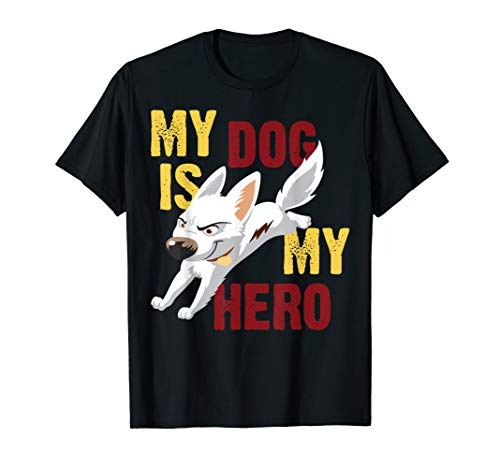 Disney Bolt My Dog Is My Hero T-Shirt