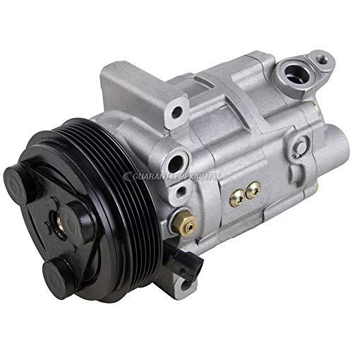 For Saturn LS2 L300 LW300 LW2 Reman AC Compressor & A/C Clutch - BuyAutoParts 60-01670RC Remanufactured