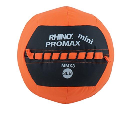 Champion Sports Rhino Mini Promax Ball (Orange, 2-Pounds)